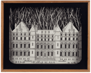 Setting for a Fairy Tale Joseph Cornell