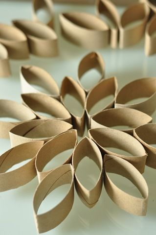 Toilet Paper Roll Quilling